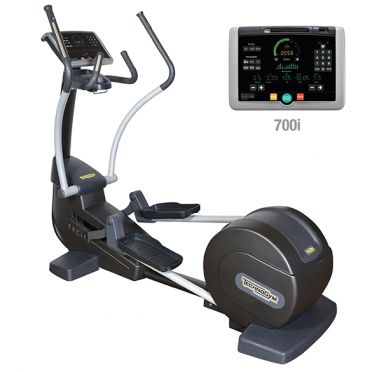 TechnoGym crosstrainer Synchro Excite+ 700i black used