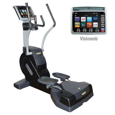 TechnoGym lateral trainer Crossover Excite+ 700 Visioweb black used