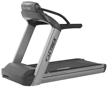 Cybex 770T commercial treadmill LED console