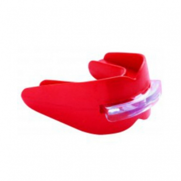 Everlast mouth guard double red