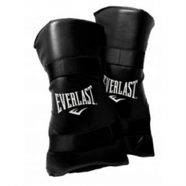 Everlast shinguards shin and instep black