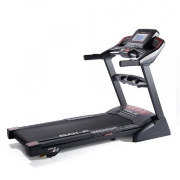 Sole Fitness F63 treadmill demo