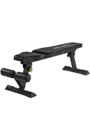 Tunturi FB80 Flat Bench ab- and weight bench