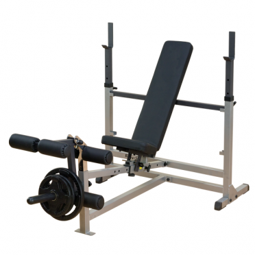 Body-Solid PowerCenter Combo bench weight station