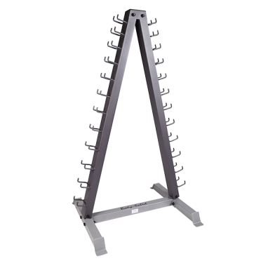 Body-Solid Vertical dumbbell rack 12 pair