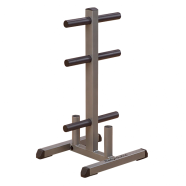Body-Solid Olympic plate tree and bar holder 50 mm