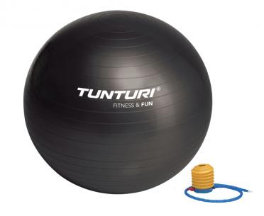Tunturi Gymball 75 cm black