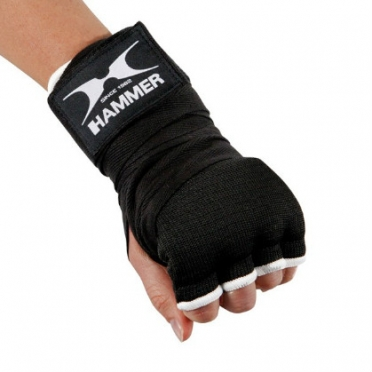Hammer inner gloves with elastic bandage 2,5m