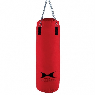 Hammer boxing bag canvas FIT red 60 - 80 cm