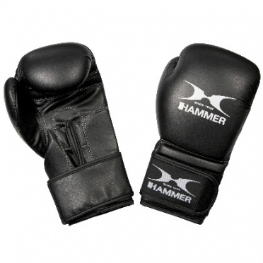 Hammer boxing gloves PU premium training