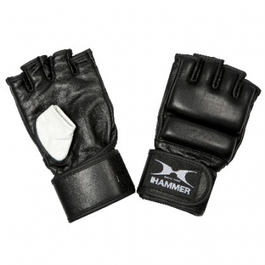 Hammer MMA/boxing bag gloves leather