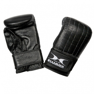 Hammer boxing bag gloves leather