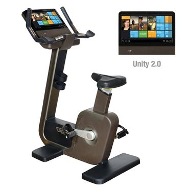 TechnoGym excercise bike Artis Bike Unity 3.0 used