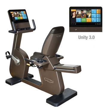TechnoGym recumbent bike Artis Recline Unity 3.0 used