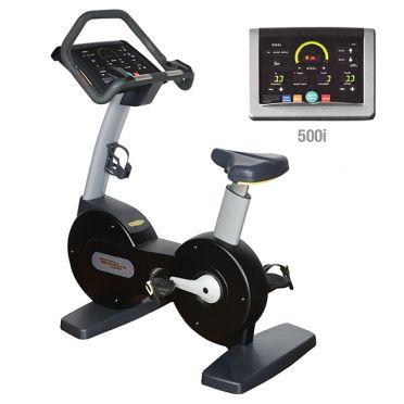 Technogym excercise Bike Excite+ 500i black used