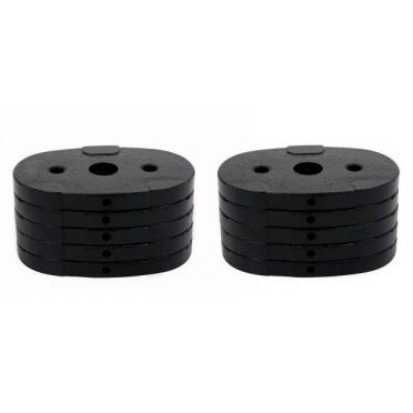 Inspire 2 x 22.5 kg additional weights for FT1 and FT2