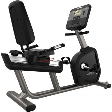 Life Fitness Integrity Series professional recumbent bike DX
