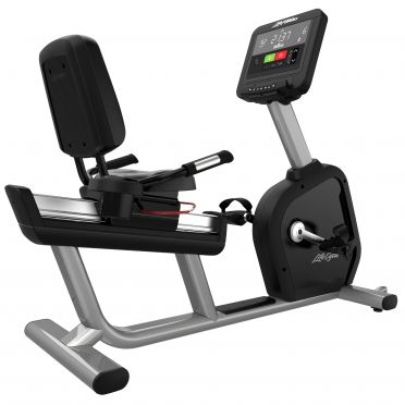 Life Fitness Integrity Series professional recumbent bike SC