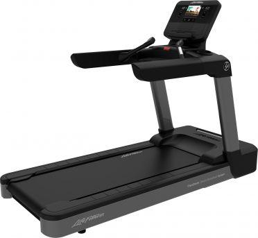 Life Fitness Integrity series professional treadmill DX