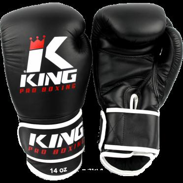 King KPB-3 Boxing Gloves Pro Boxing black