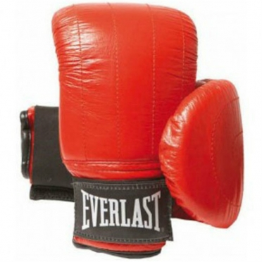 Everlast PU Boston Zakhandschoen Red