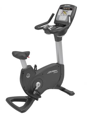 "Life Fitness hometrainer 95C Inspire 7"" Elevation (second hand model) Kopie"