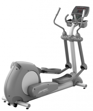 Life Fitness Elliptical crosstrainer Club Series (CSX) (demo) Kopie