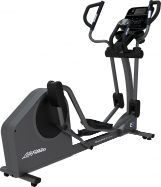 Life Fitness crosstrainer E3 Track Connect Console