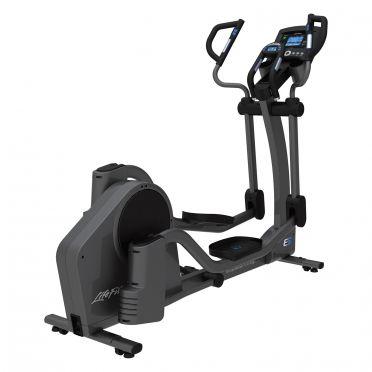 Life Fitness crosstrainer E5 Go console