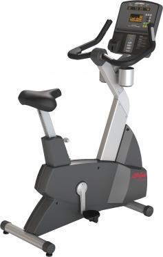 Life Fitness Exercise Bike Club Series Upright lifecycle (CSLU)