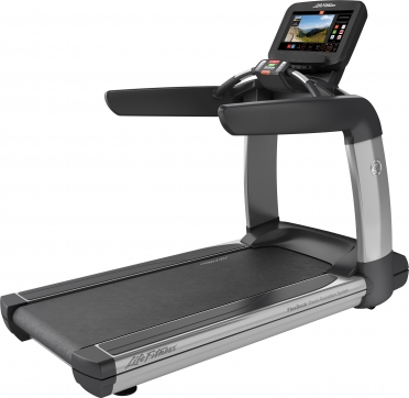 LifeFitness treadmill Platinum Club Series Discover SE3