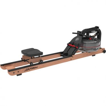Life Fitness rowing trainer Row HX