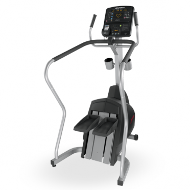 Life Fitness stepper Integrity Series CLSS used