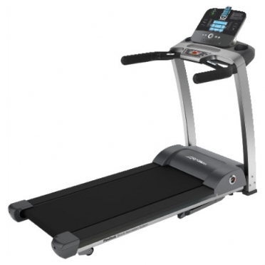 Life Fitness Treadmill F3 Track+ console display