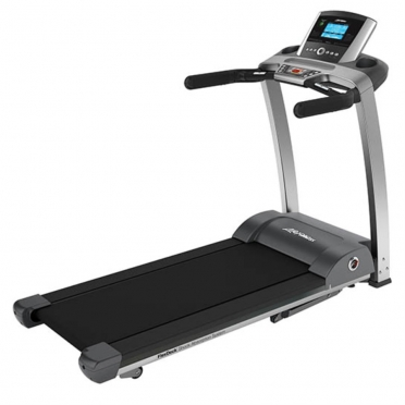 Life Fitness Treadmill F3 Go console display