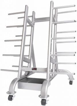 Lifemaxx Body pump rack for max. 30 sets