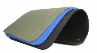 Lifemaxx Aerobic mat 140cm black LMX1220