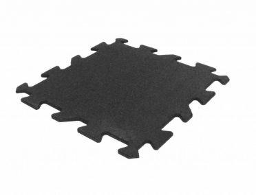 Lifemaxx Puzzle floor 10mm ECO rubber tile (50 x 50 cm)