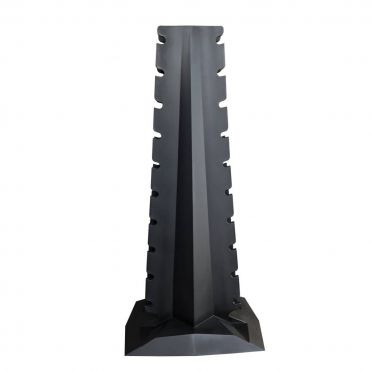 Lifemaxx PU dumbbell tower LMX 94