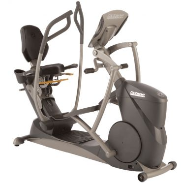 Octane XR6000 recumbent elliptical used