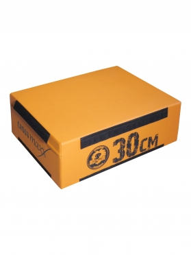 Lifemaxx Crossmaxx Soft plyo box 30cm LMX1297.30