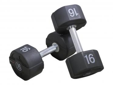 Lifemaxx PU dumbbellset LMX72.60kg