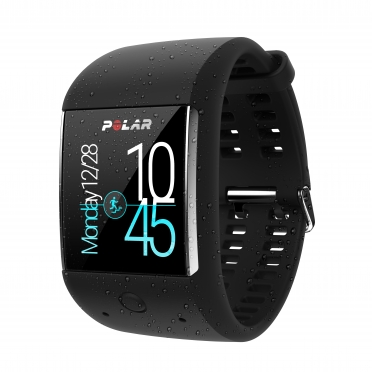 Polar M600 sports watch black GPS