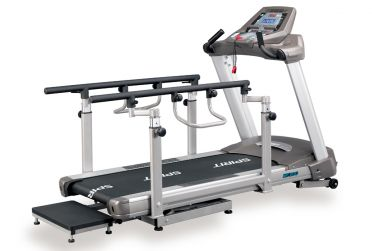 Spirit Treadmill medical MEDT200 with incline and decline