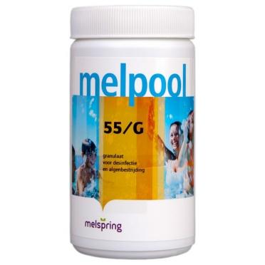 Melpool chlorine granules 55/G - 1 kg
