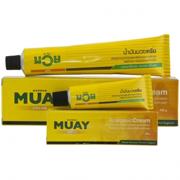 Thaise Namman Muay muscle-massage cream 100 gram