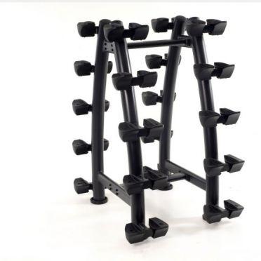 Muscle Power vertical Dumbbell Rack for 10 sets of dumbells