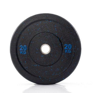 Muscle Power 50mm Hi Temp bumper plate 20 kg