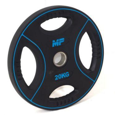 Muscle Power 50mm PU disc 4 grip 20 kg