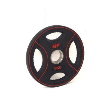 Muscle Power 50mm PU disc 4 grip 5 kg